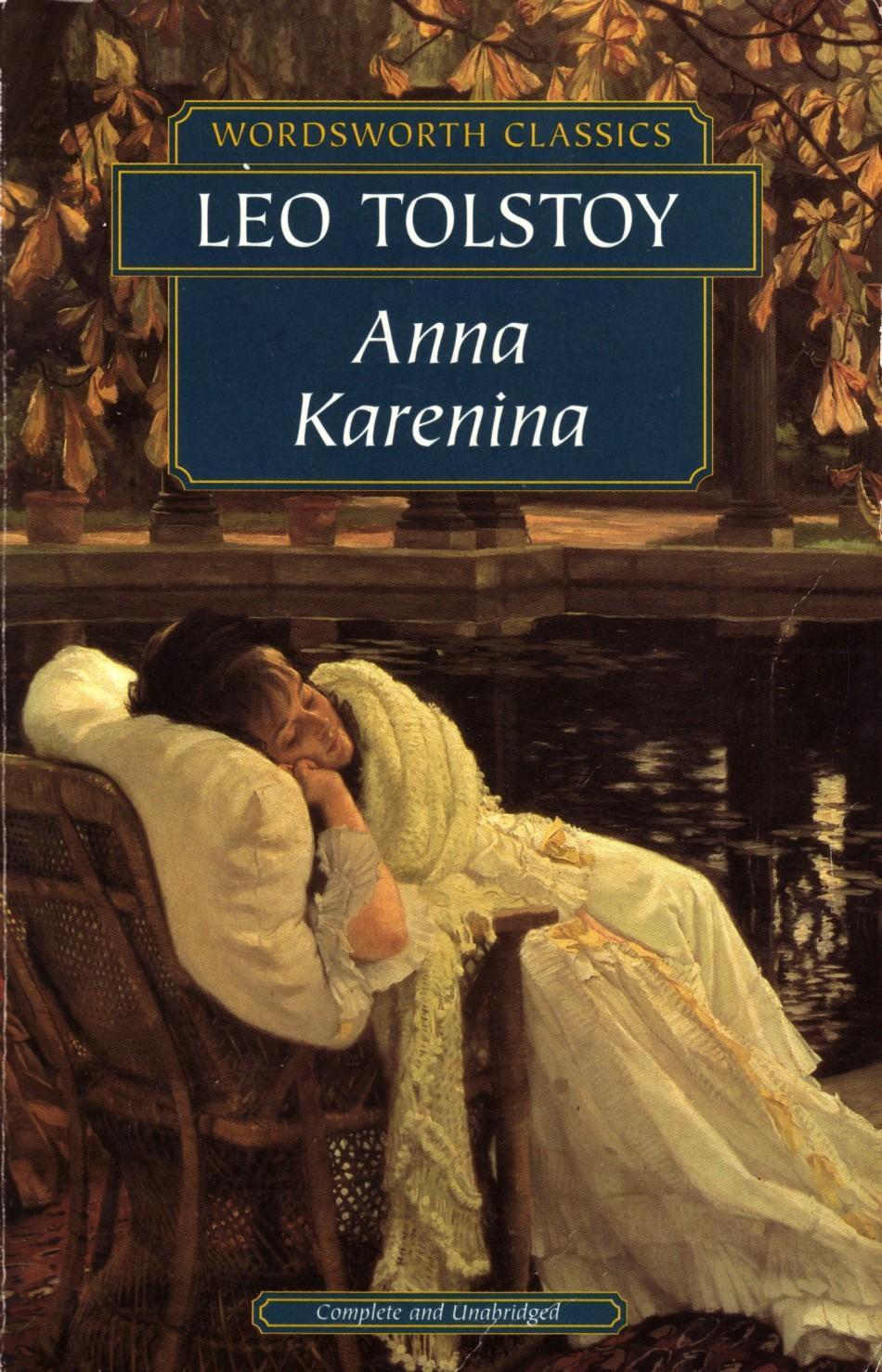 Anna karenina book review